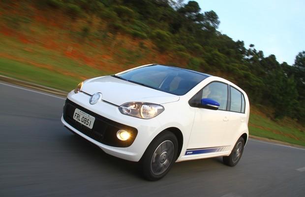 Volkswagen up! TSI (Foto: Mario Villaescusa / Autoesporte)