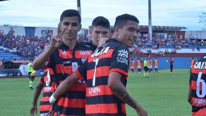 Jorginho - Itumbiara x Atlético-GO - Campeonato Goiano (Foto: Divulgação / Atlético-GO)