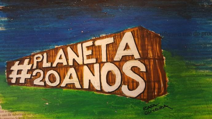 Planeta Atlântida comemora 20 anos na edição 2016 (Foto: Reprodução / Rafa Oliveira)