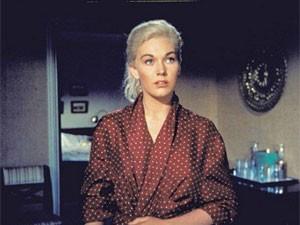 Kim Novak em cena de 'Um corpo que cai' (1958), de Alfred Hitchcock (Foto: Divulgação)