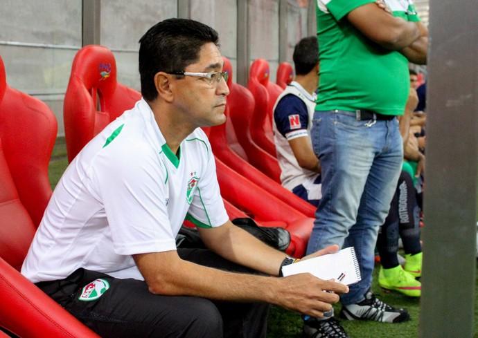 Sérgio China Salgueiro (Foto: Adelson Costa / Pernambuco Press)