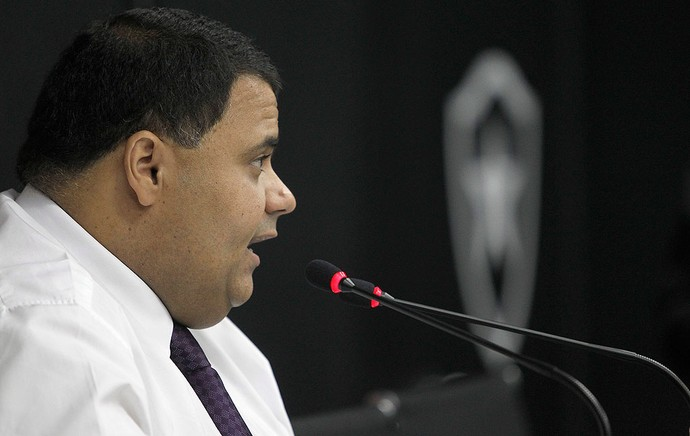 vice-presidente de futebol Andre Silva - Botafogo (Foto: Alexandre Cassiano / Agência O Globo)