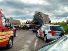 Cinco pessoas morrem em acidente na rodovia perto de José Bonifácio