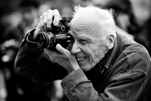 Bill Cunningham em 2014 (Foto: Getty Images)