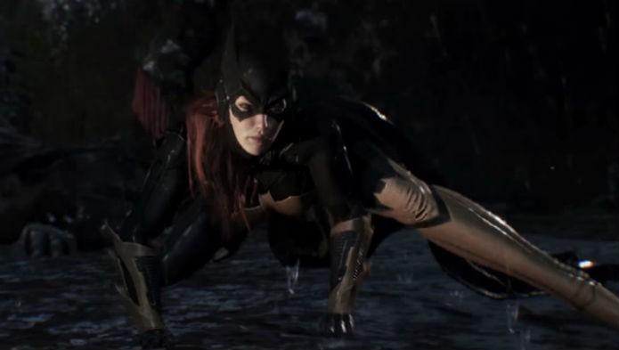 Batman Arkham Knight: Matter of Family empolga com Batgirl no comando Batgirldlctrl-610
