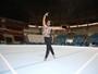 """Daiane vê Brasil na briga por vagas olímpicas no Mundial: """"Bem confiante"""""""