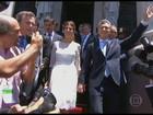 Macri quer união de forças políticas durante seu mandato na Argentina