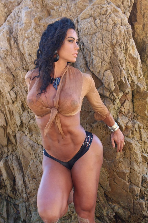 Gracyanne Barbosa (Foto: Lee LHGFX photography / R2assessoria)