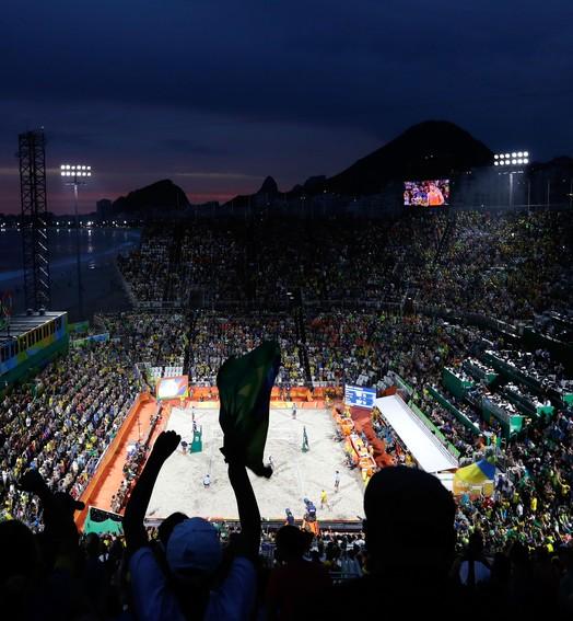 ELITE NO RIO (Agência Getty Images)