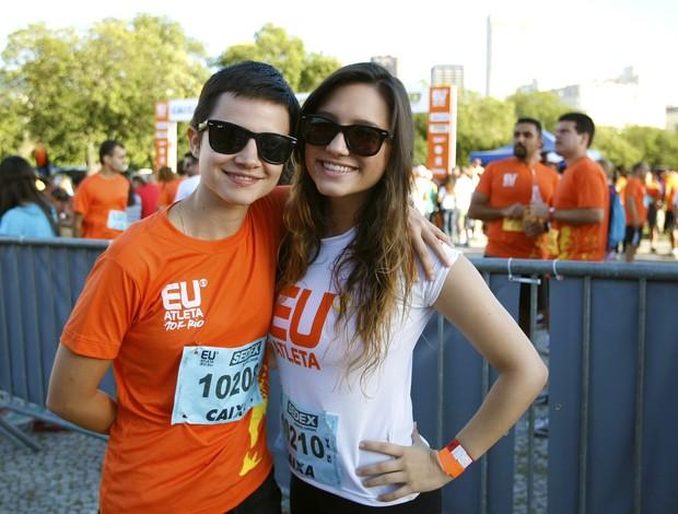 Bianca e Lorena Comparato (Foto: Marcelo de Jesus)