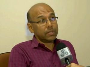 Delegado critica condições de trabalho (Foto: Reprodução TV Acre)
