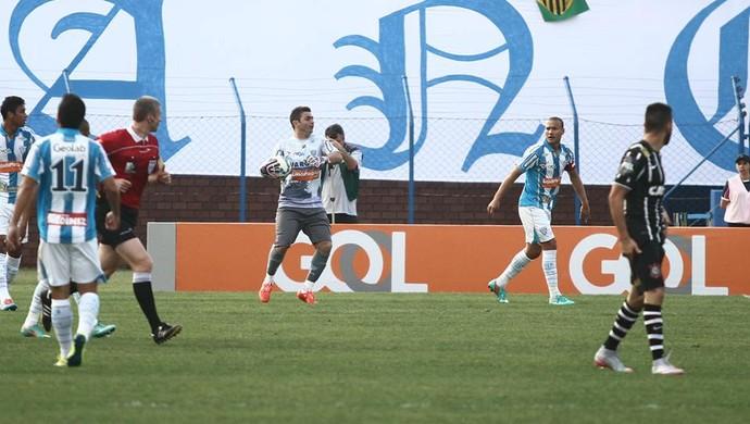 Diego Avaí (Foto: Jamira Furlani/Avaí FC)
