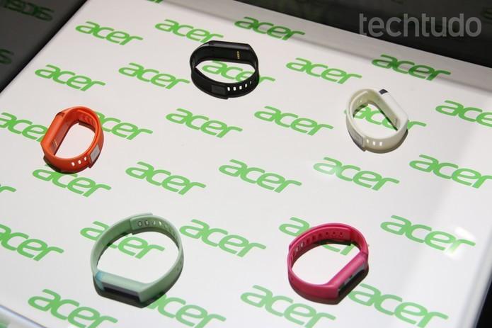 Liquid Leap, da Acer, deverá chegar até o final do ano (Foto: Fabrício Vitorino/TechTudo)