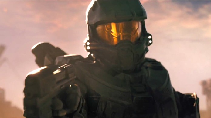 Master Chief ou Locke? Qual versão dos vídeos conta a verdade de Halo 5: Guardians (Foto: Reprodução/YouTube)