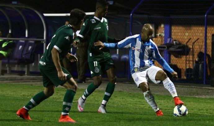 Avaí x Goiás (Foto: Jamira Furlani/Avaí FC)