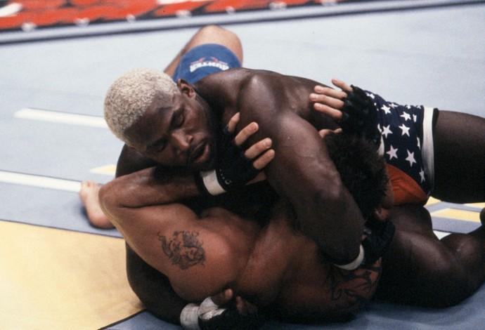 Kevin Randleman Renato Babalu Sobral UFC MMA (Foto: Getty Images)