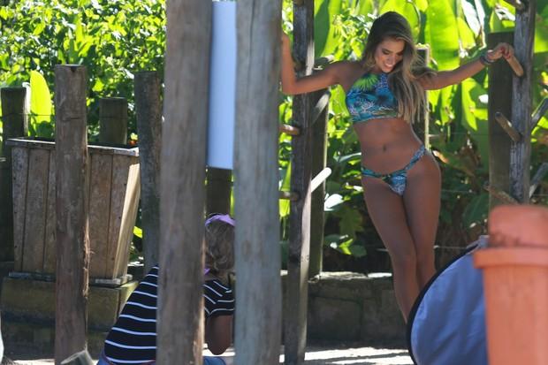 Ex-BBB Adriana (Foto: Dilson Silva / Agnews)