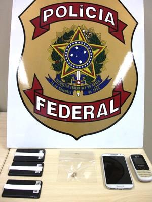PF prende candidato por suspeita de fraude em concurso do TRE no MA (Foto: Divulgação / PF)