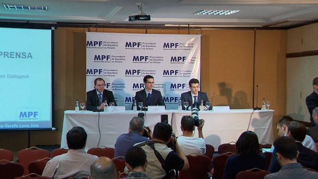Paraná TV traz as últimas informações sobre a Operação Lava Jato (Foto:  Reprodução/RPC)