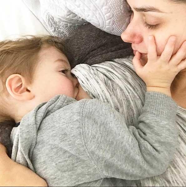 Fernanda e Lucca (Foto: Reprodução - Instagram)