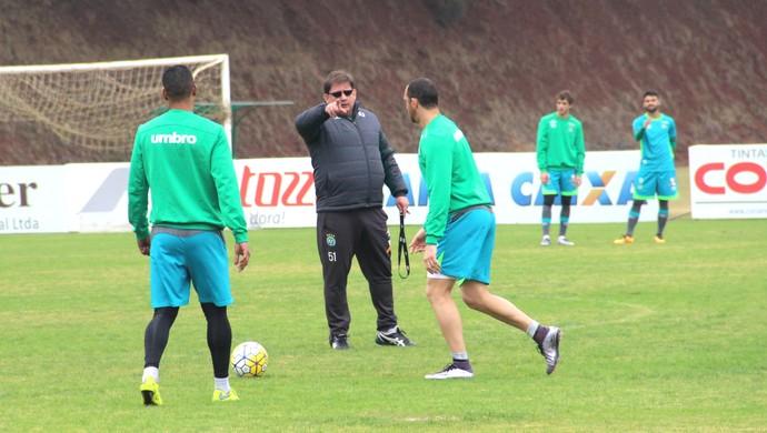Guto Ferreira Chapecoense (Foto: Cleberson Silva/Chapecoense)