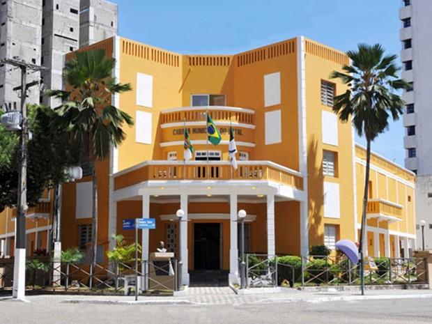 Câmara Municipal de Natal (Foto: Canindé Soares)