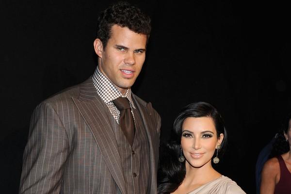 Kris Humphries só descobriu que seu casamento de 72 dias com Kim Kardashian tinha terminado quando o site TMZ contou a ele que Kim tinha pedido o divórcio (Foto: Getty Images)