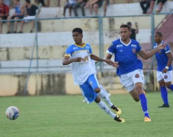 Real FC x Taguatinga (Foto: Ricardo Botelho / Real FC)