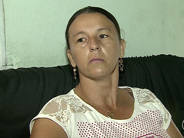 Maria Verônica disse que sonho do irmão era ajudar outras pessoas (Foto: Reprodução/TVAsaBranca)