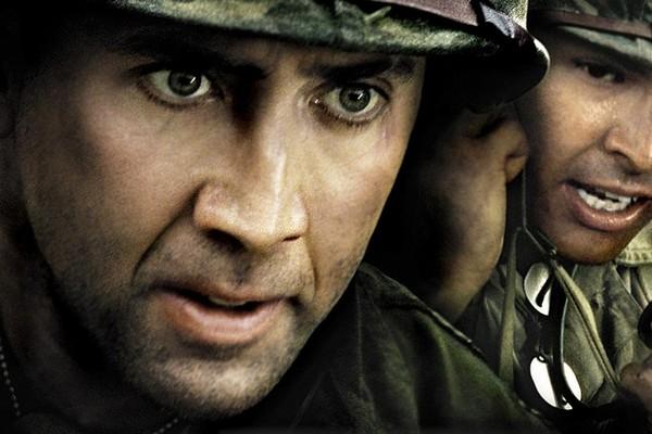 Nicolas Cage em Códigos de Guerra (2002) (Foto: Divulgação)