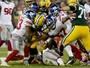 Camisa e tradição: Packers e Giants, só um segue em busca do Super Bowl