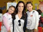 Ana Furtado sobre a Páscoa: 'Acima de tudo, gosto de estar em família'
