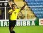 Edivaldo Elias da Silva apita a decisão entre Coritiba e Atlético-PR, domingo