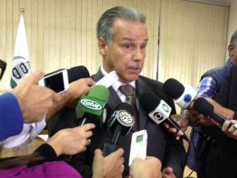 Delegado Luiz Alberto Cartaxo (Foto: Thiago Techy/G1)
