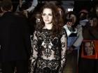 Kristen Stewart está feliz de voltar ao set de 'Branca de Neve e o Caçador'