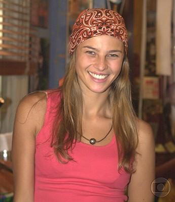 Michele Birkheuer em Coração de Estudante (Foto: TV Globo)