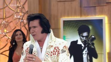 Edson Galhardi é um dos maiores covers de Elvis no Brasil