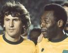 Pelo twitter, Pelé dá os parabéns pelo aniversário (Reprodução / Twitter)