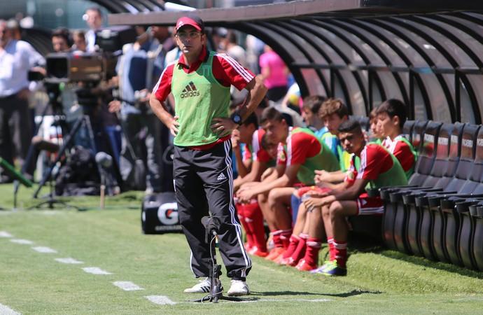 Rodrigo Fonseca, técnico do Botafogo-SP (Foto: Rogério Moroti/Ag. Botafogo)