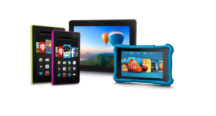Amazon lançou novos tablets nesta quinta-feira (Foto: Divulgação/Amazon)