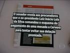 Delcídio teria dito que Lula mandou comprar silêncio do Cerveró
