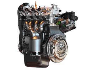 Motor TEC foi desenvolvido com base no conceito BlueMotion Technology (Foto: Divulgação)