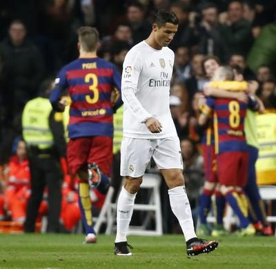 Cristiano Ronaldo Real Madrid Barcelona (Foto: Reuters)