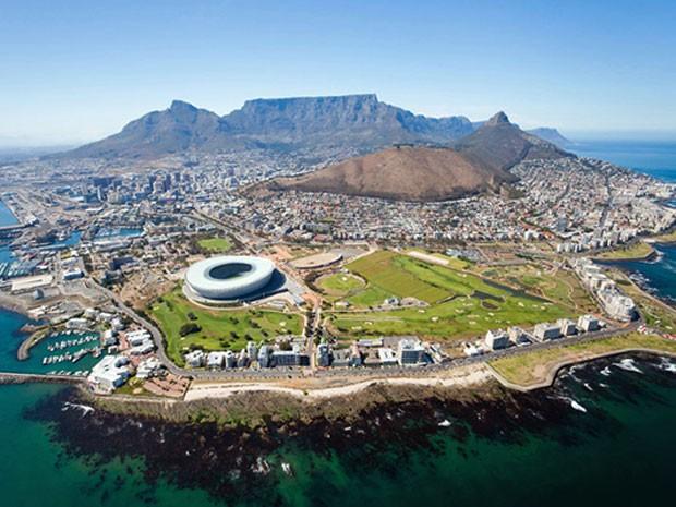 Aeroporto do Cidade do Cabo, na África do Sul (Foto: PrivateFly/Divulgação)