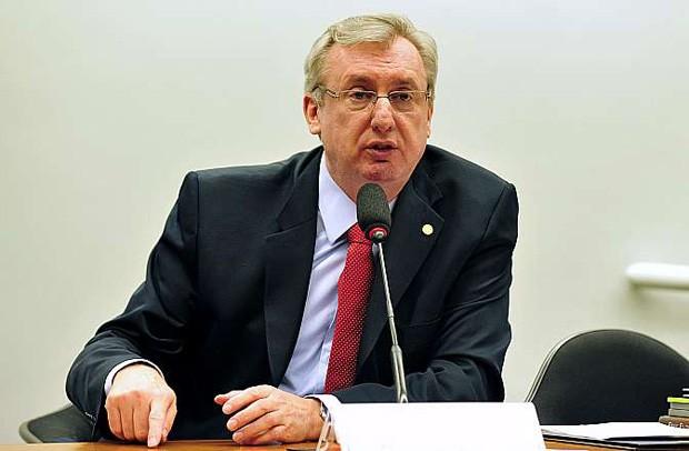 O deputado federal Celso Pansera (PMDB-RJ) (Foto: Nilson Bastian / Câmara dos Deputados)