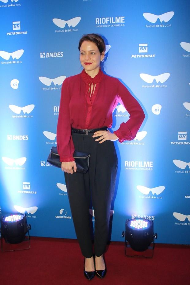 Leandra Leal (Foto: Fabio Moreno/AgNews)