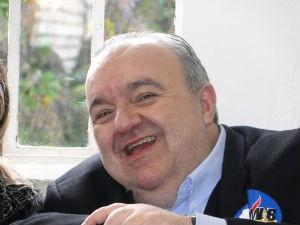 Greca é candidato do PMDB à prefeitura de Curitiba (Foto: Aline Lamas/G1)