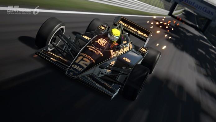 Gran Turismo é referência em realismo nos gráficos de games de corrida nos consoles (Foto: Divulgação/Sony)
