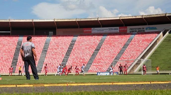 CAP Uberlandia, Boa Esporte, Módulo 2 (Foto: CAP Uberlândia/Divulgação)