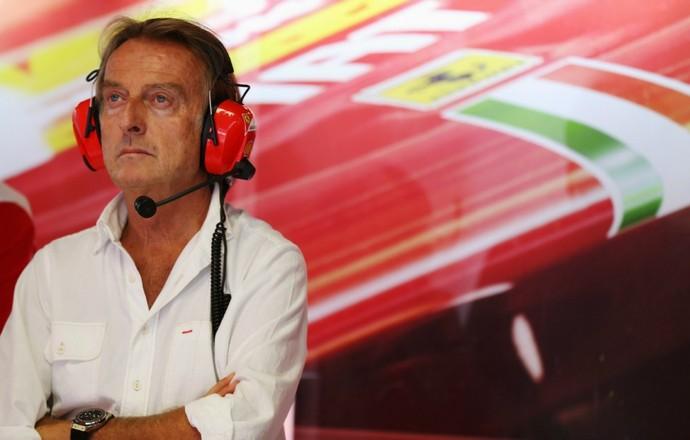 Luca di Montezemolo,  presidente da Ferrari (Foto: Getty Images)
